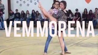 Gambar cover Vem Morena- Coreografia- Forró