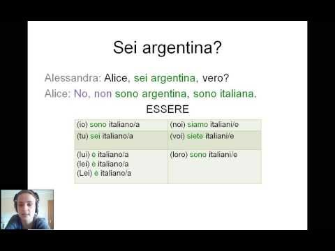 итальянец хочет познакомиться