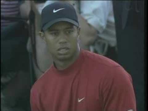 Tiger Woods- Best shot ever played