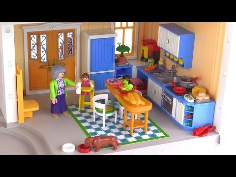 Playmobil Grand Kitchen review! set 5329