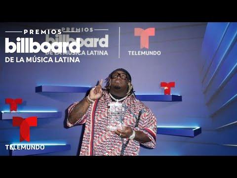 Sech confiesa cómo ha logrado su éxito | Premios Billboard 2020