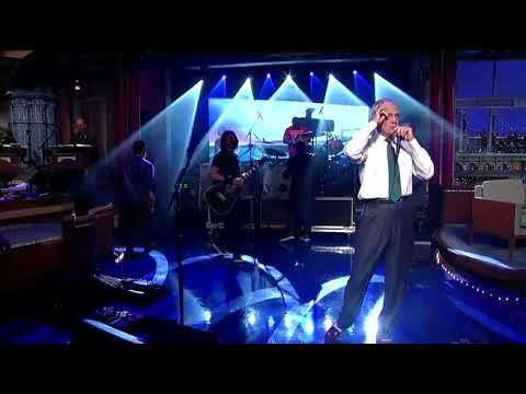 Foo Fighters - Miracle (Live 2014 at Letterman Show)