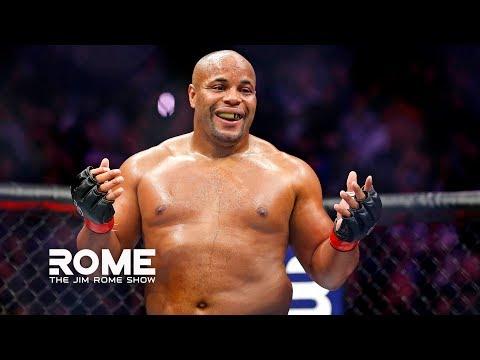 UFC 241 Might Be Daniel Cormier's Last MMA Fight   The Jim Rome Show