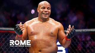 UFC 241 Might Be Daniel Cormier's Last MMA Fight | The Jim Rome Show