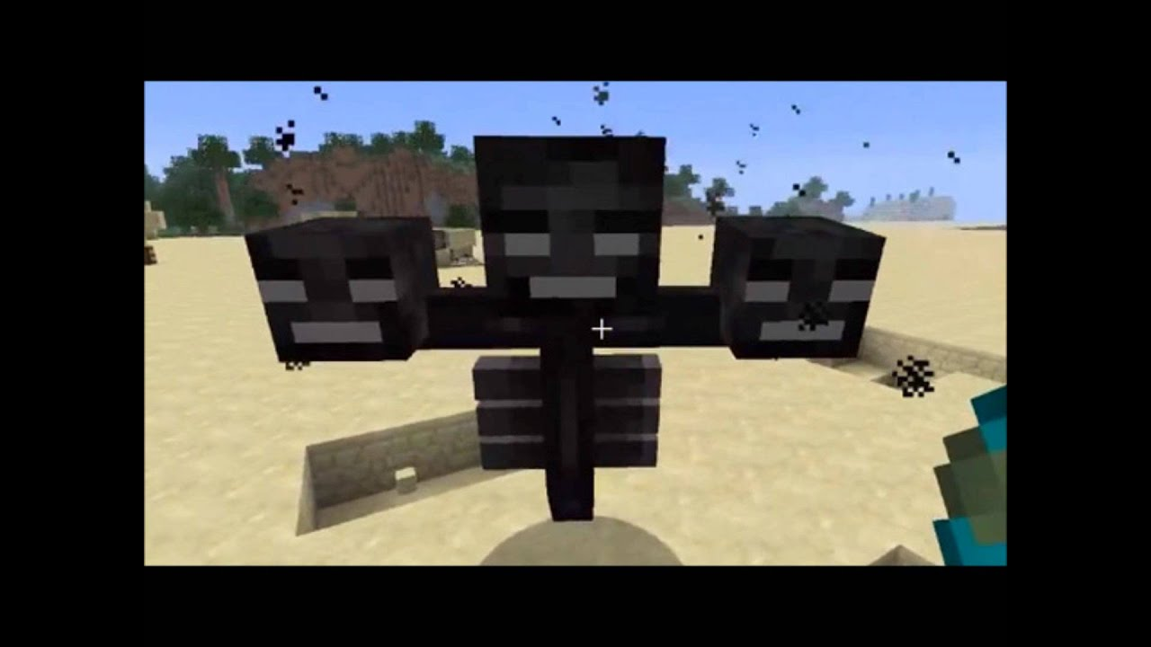 The Wither (Minecraft Boss Music)
