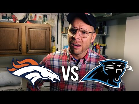 Dad Reacts to Super Bowl 50