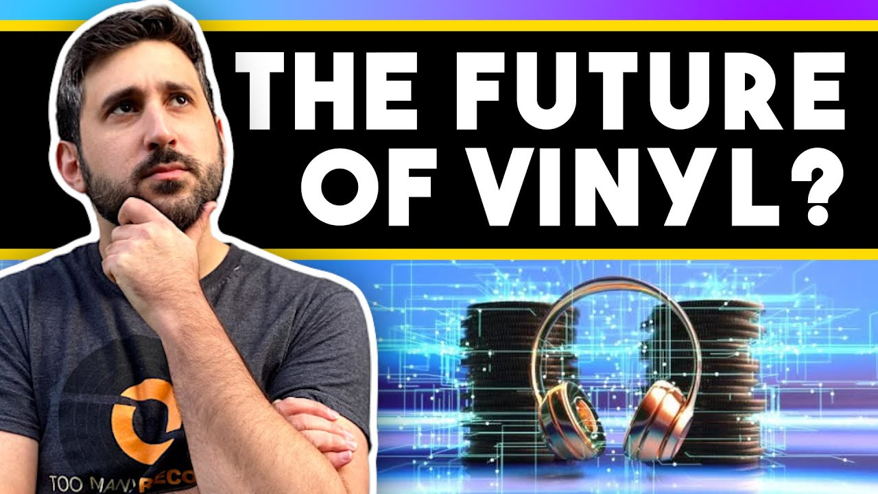 The Future Of Buying And Selling Vinyl Records Online