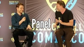 "Ben McKenzie & Donal Logue ""Gotham"" Panel - Silicon Valley Comic Con 2019"