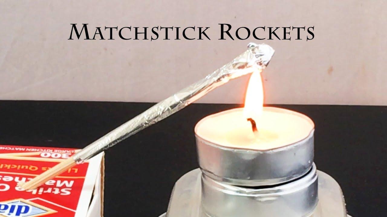 Download Matchstick Rockets