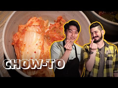 Kimchi Anything! How to Make Kimchi | CHOW-TO