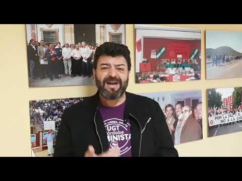Vídeo de Vicente Palomares por el 1 de Mayo