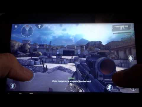 Modern Combat 4 -Gameplay Android