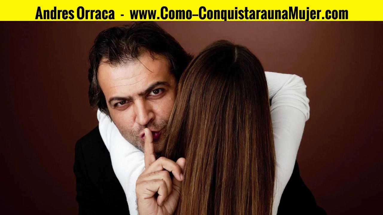 como conquistar un hombre casado a una mujer soltera