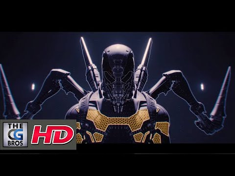 "CGI & VFX Showreels: ""We Are Trixter"" - by Trixter"