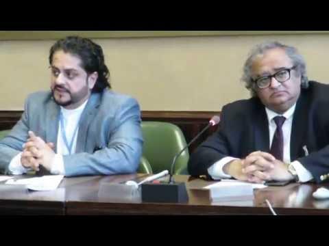 Mehran Baluch, Tarek Fatah, Brahumdagh Bugti answer a question about greater Balochistan 26.06.16