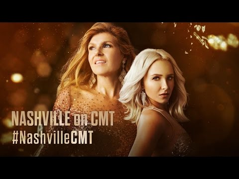 NASHVILLE on CMT    feat. Connie Britton and Hayden Panettiere