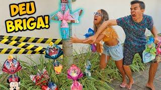 CAÇA AOS OVOS DE PÁSCOA NA MANSÃO! - (QUEM ACHOU MAIS?) - KIDS FUN