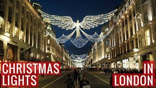 Where to See Christmas Lights in London | Christmas in London | Love and London