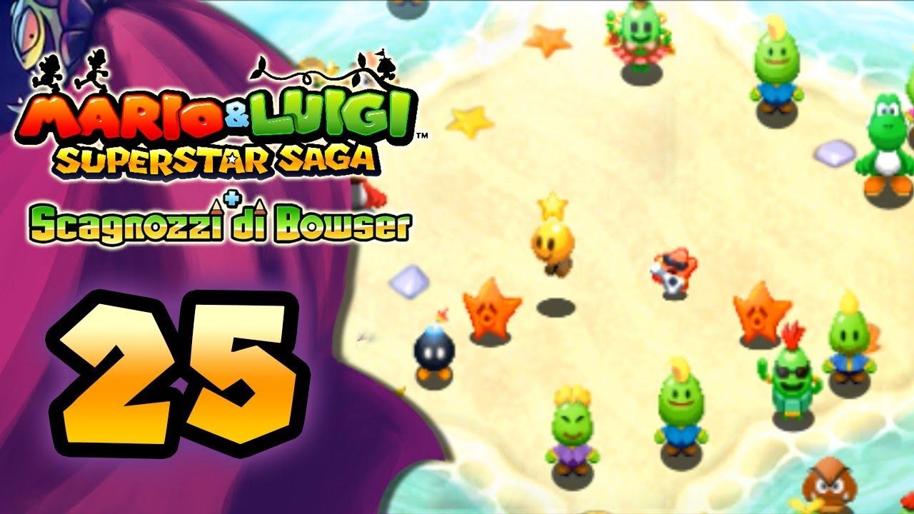 253fbb75760b1 Mario   Luigi Superstar Saga + Scagnozzi di Bowser ITA  Parte 25 - Concorso  di bellezza
