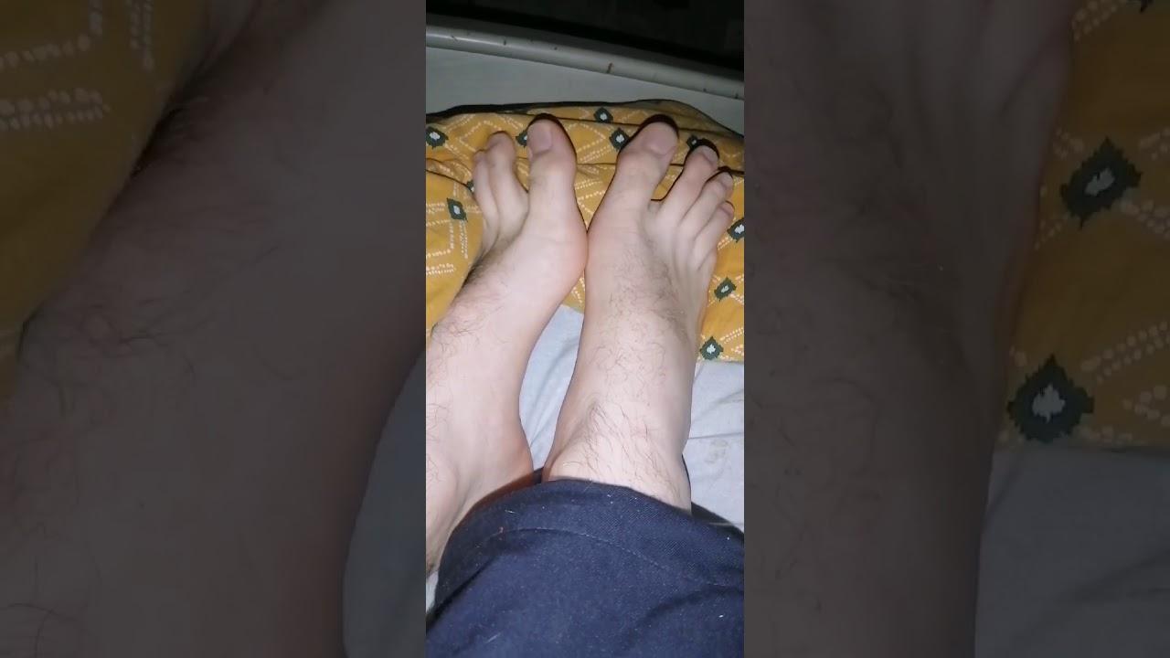 lécher des pieds