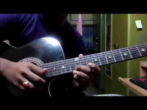 Bekheyali Mone Intro Tabs easy Guitar Lesson | Romeo vs Juliet |