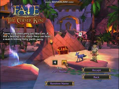 Fate The Cursed King |