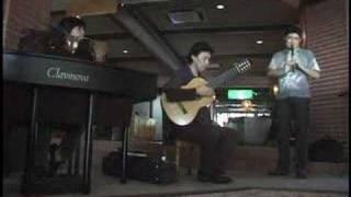 池田さん(ギター)+岩川君(ケーナ)+相馬君(ピアノ)によるチックコリア...