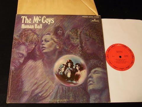 THE McCOYS , HUMAN BALL  1968