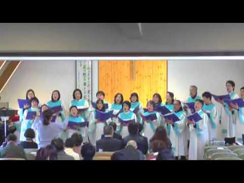 2018年4月8日ロデム聖歌隊