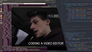 Writing a Program that Edits my Videos