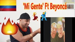 J BALVIN, WILLY WILLIAM - Mi Gente ft. BEYONCé | INDIAN REACTS TO COLOMBIAN(LATIN) MV