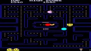 ARCADE HACK DIZZY GHOST A REVERSAL OF ROLES BY TIM APPLETON ITS PACMAN CLONE PAC MAN ELEMENTS