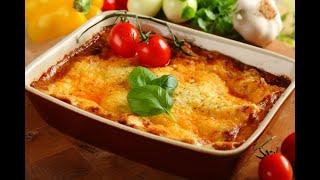 Przepis- Lasagne z sosem bolognese (przepisy kulinarne Przepisy.pl)