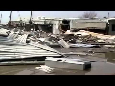 Hurricane Katrina: Cooperatives Help Repair the Gulf Coast