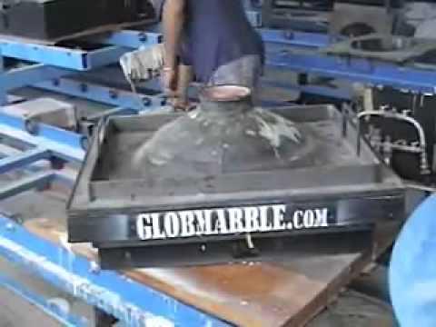 Реставрация кухонной раковины и умывальников жидким акрилом