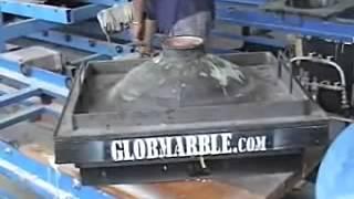 видео Мойка из искусственного камня купить в Москве
