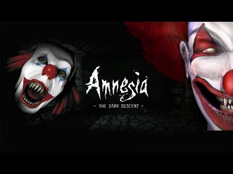 Amnesia - Payasos Asesinos!! - Laughing In The Darkness Videos De Viajes