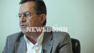 Ο Νίκος Νικολόπουλος στο Newsbomb.gr 5