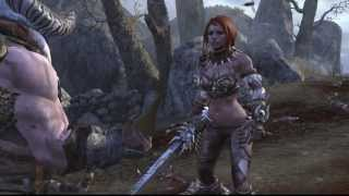 Golden Axe: Beast Rider Xbox 360 Story Mode Campaign With SuperMrAmazingPants HD 1080p Episode 1