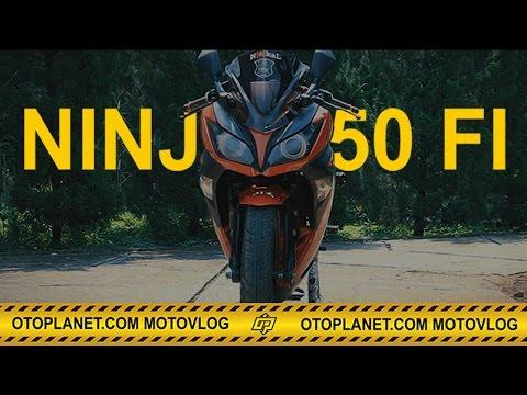 Motovlog #3 Modifikasi Ninja 250Fi Keren Abis