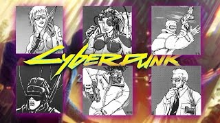 Cyberpunk 2077 - All Possible Character Classes and Roles Analysed