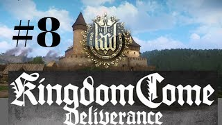 Kingdom Come Deliverance #8 Miecz pana Radzika