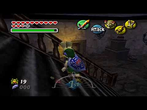 Let's Play The Legend Of Zelda - Majora's Mask - Episode CXXX Travel Video