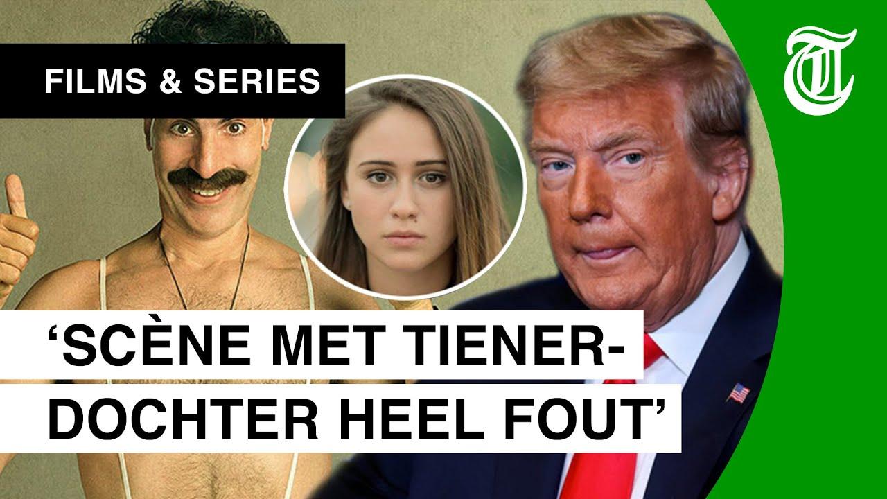 Borat een plaag voor de Trump-campagne - FILMS & SERIES