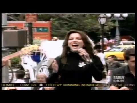 Martina McBride For These Times Live Early Show HD