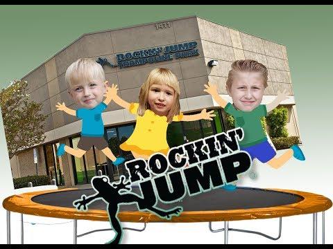 Rockin Jump Eagan MN