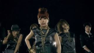 [HD] T-ara & Supernova ~ TTL (Time to Love) [MV] [