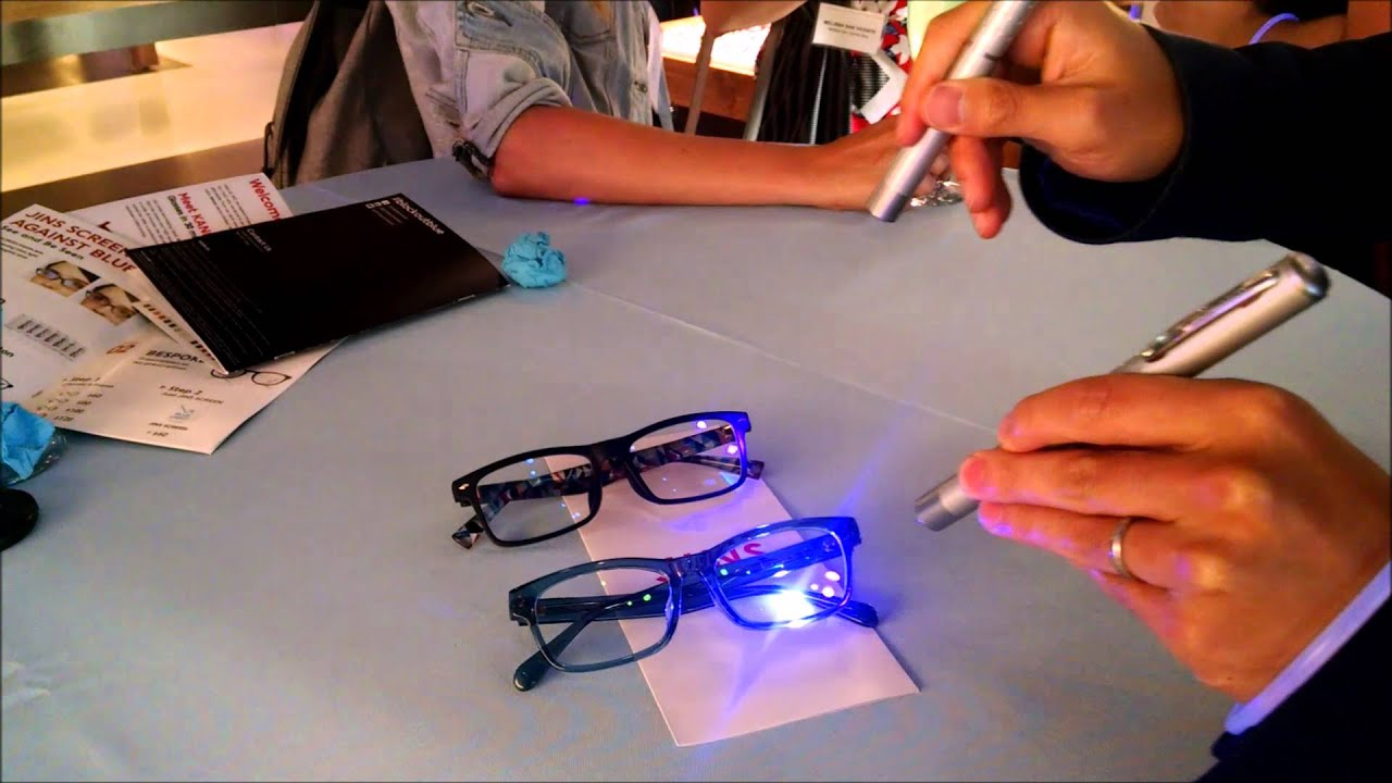 818b391310 JINS SCREEN Blue Light Blocking Glasses - YouTube