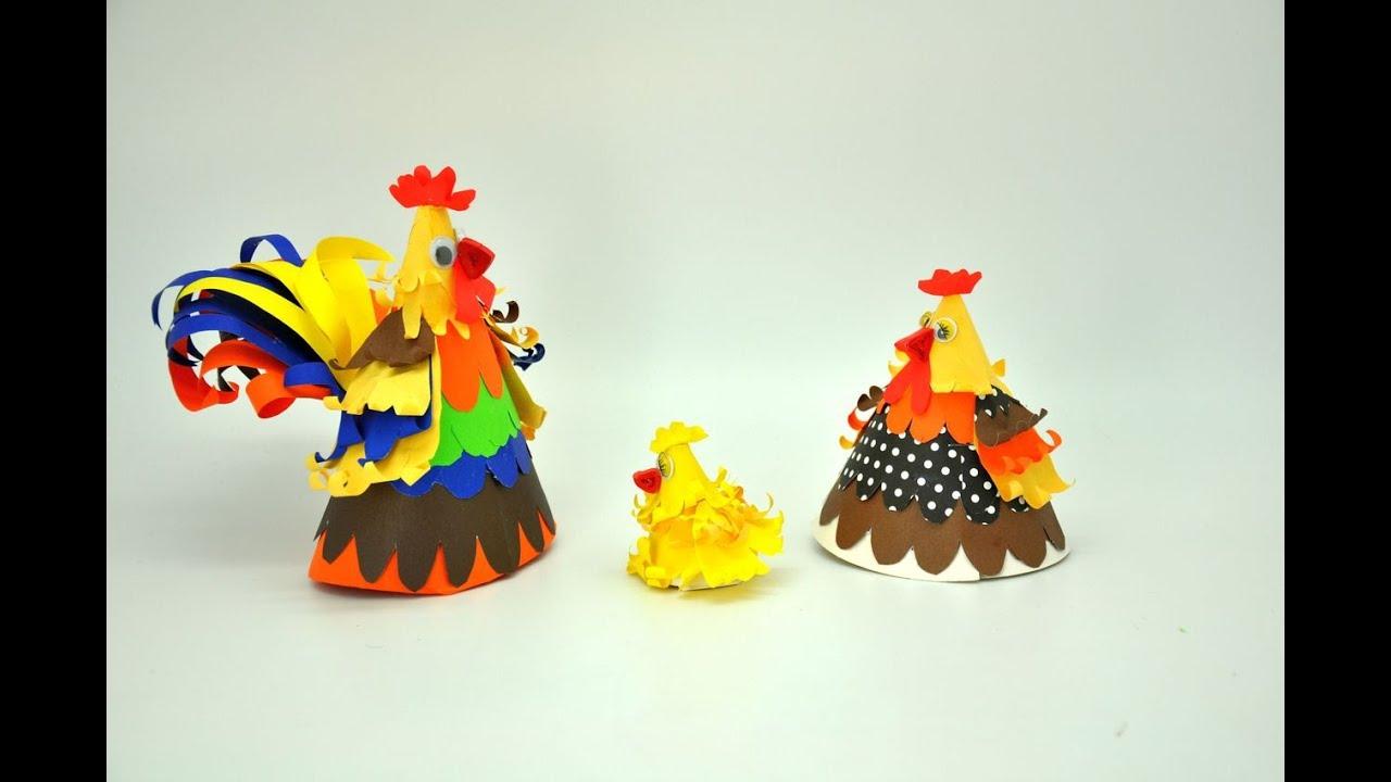 Wielkanocne Dekoracje Z Papieru Krok Po Kroku Diy Crafts For Kids