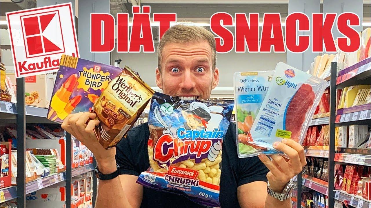 Was als Diät-Snack zu essen